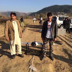 智能鸟KC2000在巴基斯坦